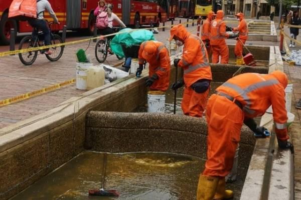 ¿Cómo avanzan los trabajos de renovación en el Eje Ambiental?