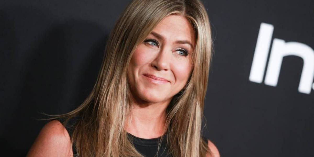 Jennifer Aniston celebró sus 50 años junto a Brad Pitt