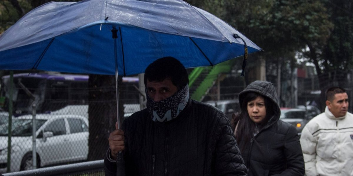 Frente frío 36 favorecerá lluvias sobre el noroeste, norte y noreste de México