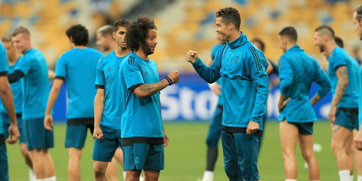 Marcelo revela que ya sabía de la partida de Cristiano Ronaldo del Real Madrid