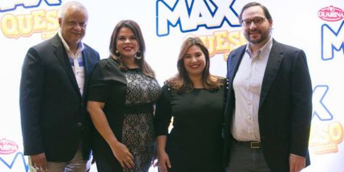 #TeVimosEn: Molinos Modernos presentan nuevas galletas ´Guarina Max Queso´