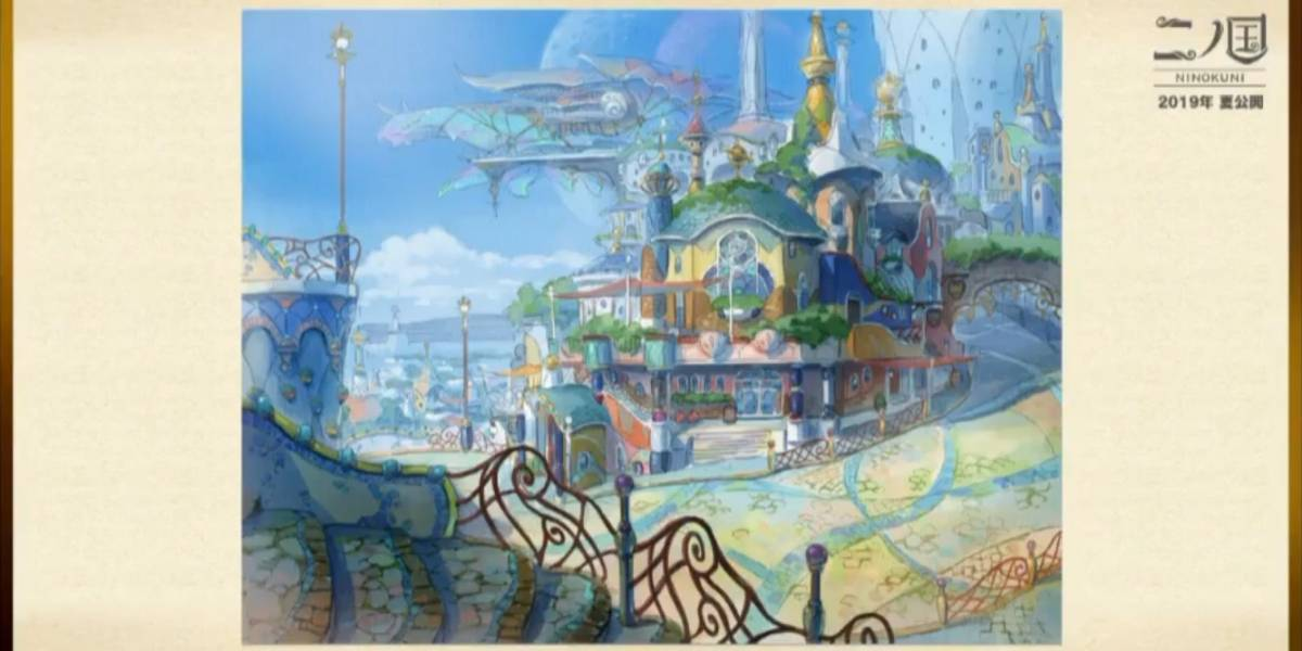 La franquicia de videojuegos Ni No Kuni tendrá su propia película de animación este año