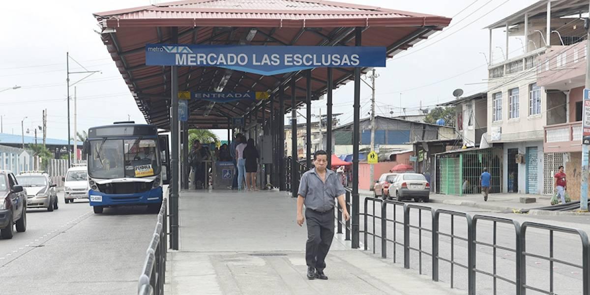 Guayaquil: Cinco nuevas paradas de la Metrovía abren desde el 11 de febrero de 2019