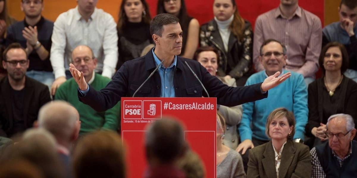 Elecciones legislativas en España podrían adelantarse al próximo 14 de abril