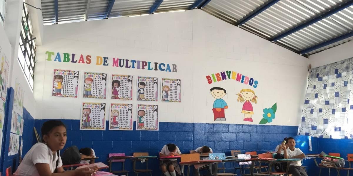 TSE recibirá escuelas que funcionarán como centros de votación