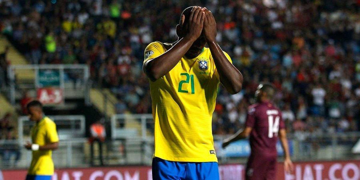 Sólo dos Mundiales en la década: El histórico fracaso que consumó Brasil en el Sudamericano Sub 20