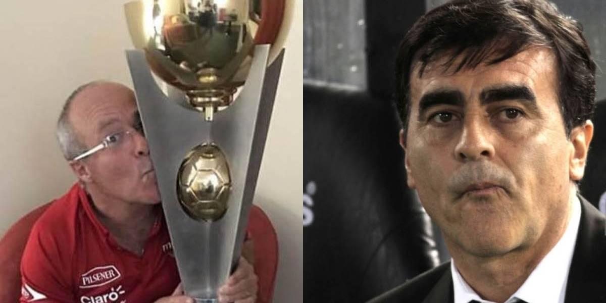 Sudamericano Sub 20: Jorge Célico demostró a Gustavo Quinteros que Ecuador sí puede ser campeón