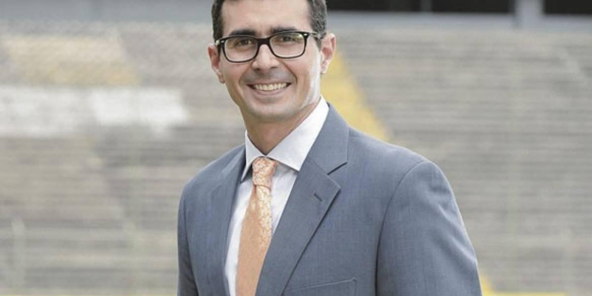 Andrés Guschmer le respondió a Cevallos por fuerte mensaje en Twitter