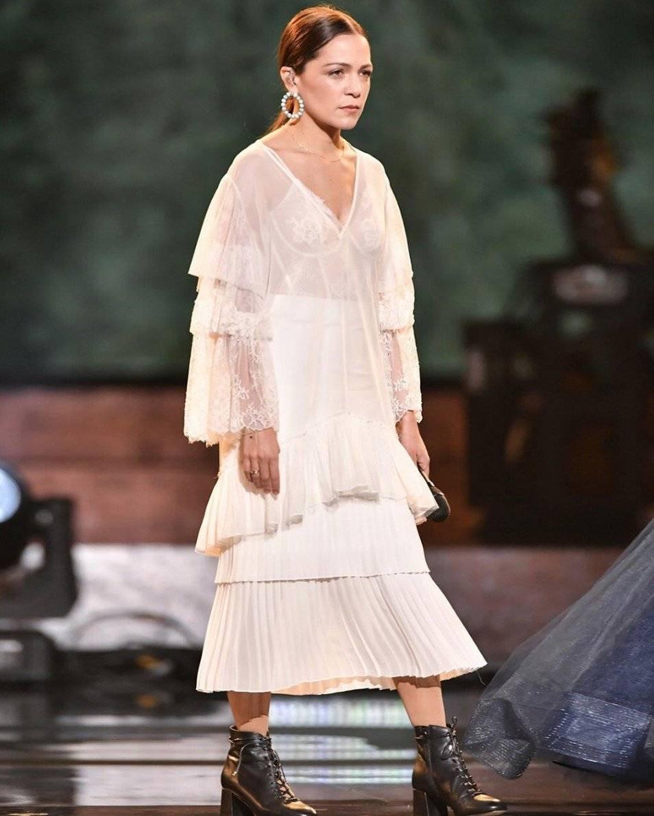 Natalia Lafourcade en los Grammy