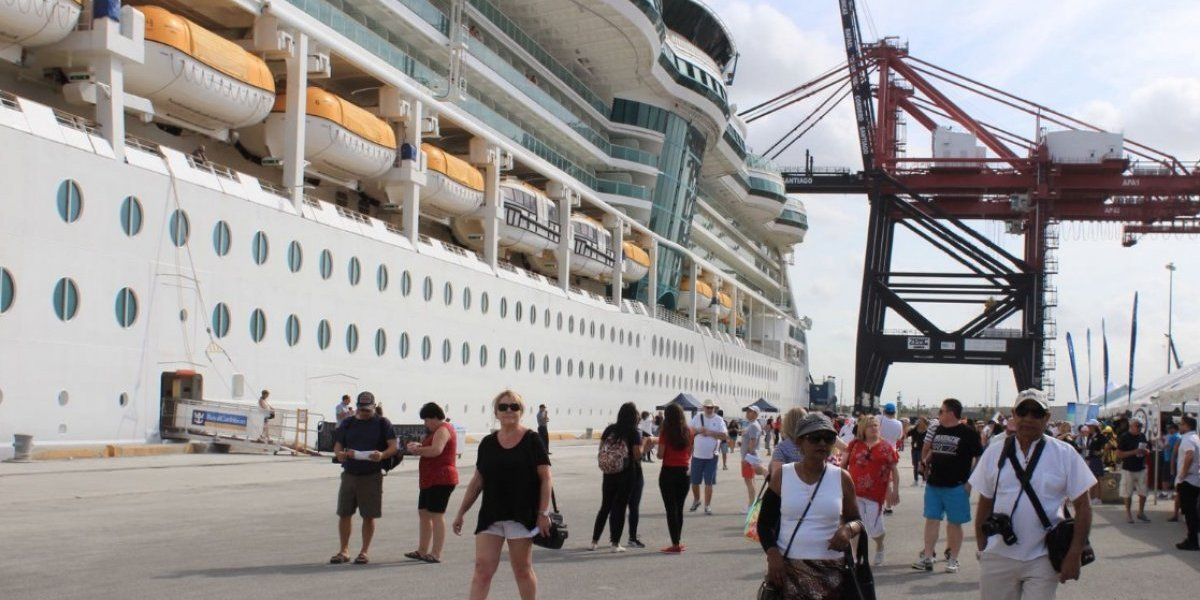 Crucero Serenade of the Seas vuelve a Ponce