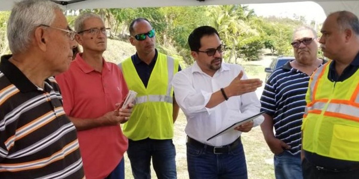 Encaminadas las mejoras a la PR-183 en San Lorenzo