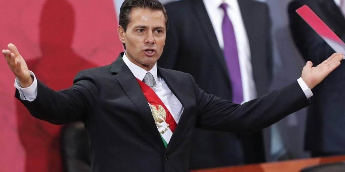 Peña Nieto dejó de seguir a Angélica Rivera en Instagram