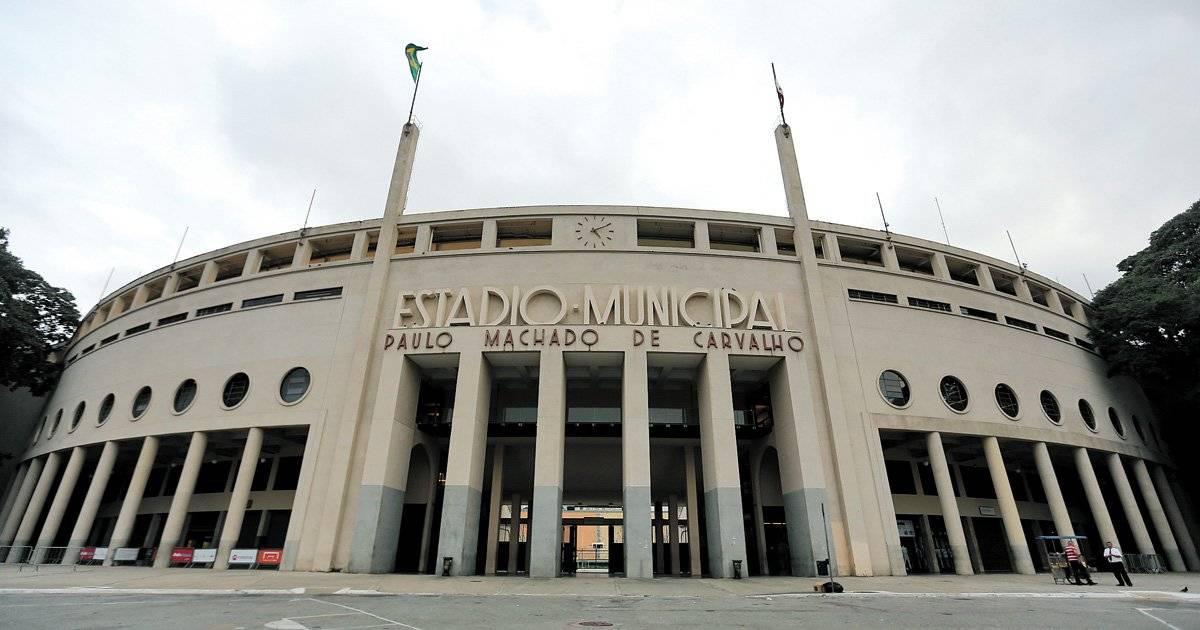 Estádio é parte do complexo que está sendo concedido Foto: André Porto / Metro Jornal