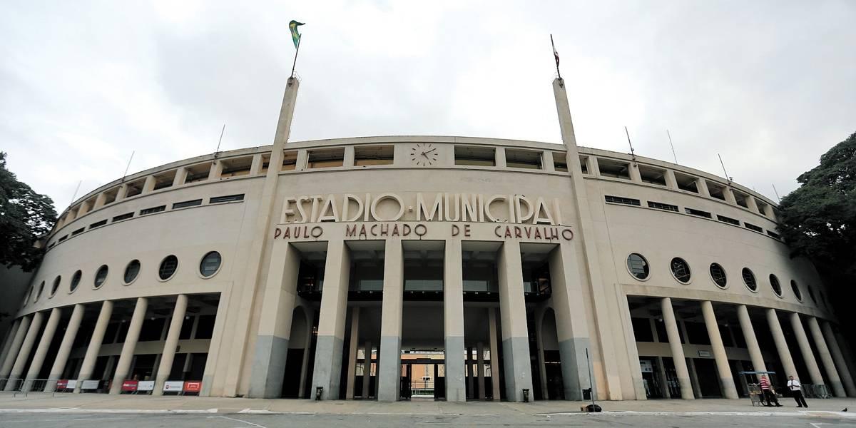 Estádio do Pacaembu recebe drive-in com shows e filmes a partir desta quinta