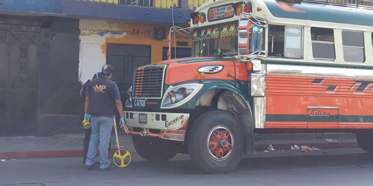 VIDEO. Transportes Tacaná suspende labores por la extorsión