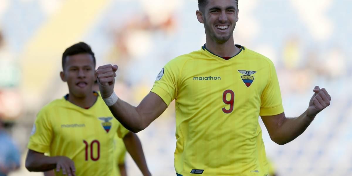 Sudamericano Sub 20: Felipe Caicedo habló de Leonardo Campana tras clasificación de la 'Mini Tri' al Mundial