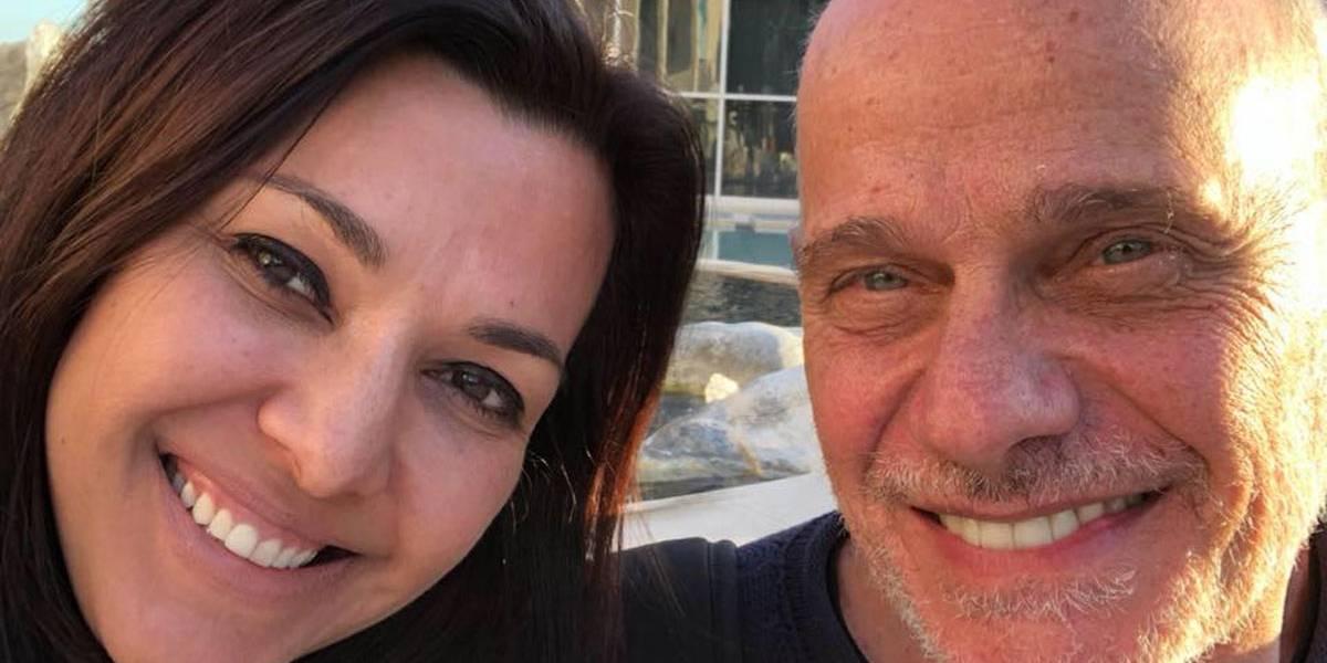 Veruska Seibel revela como lida com a morte do marido Ricardo Boechat
