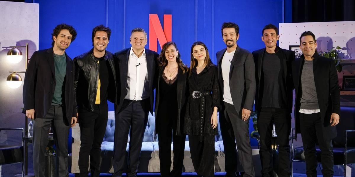Netflix agranda su apuesta por México