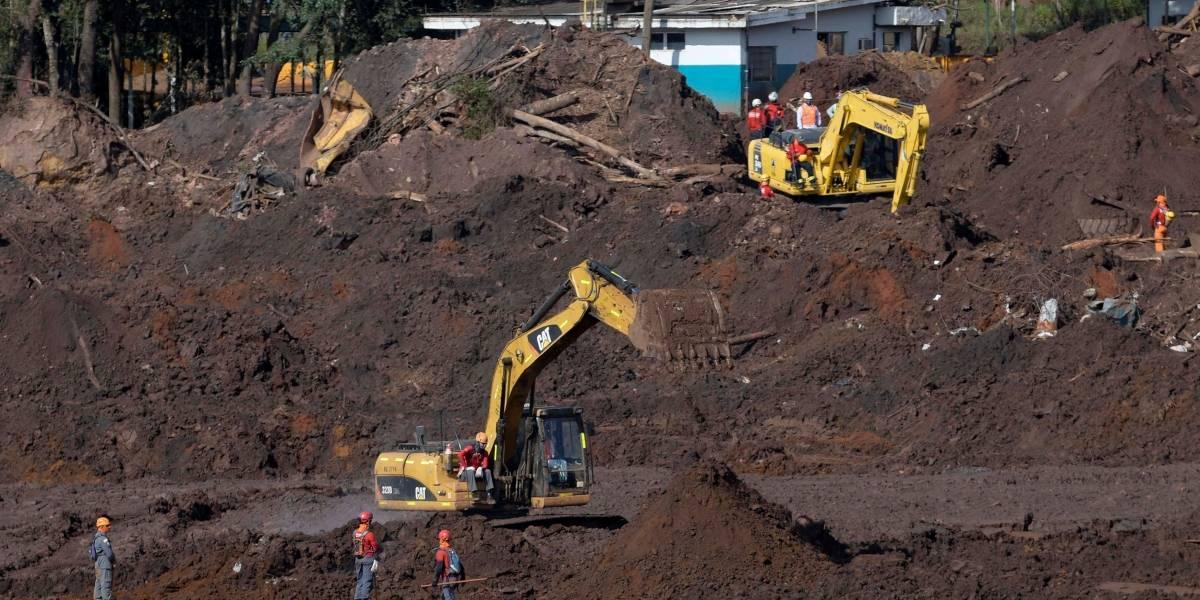 Número de mortos pelo rompimento da barragem em Brumadinho sobe para 203