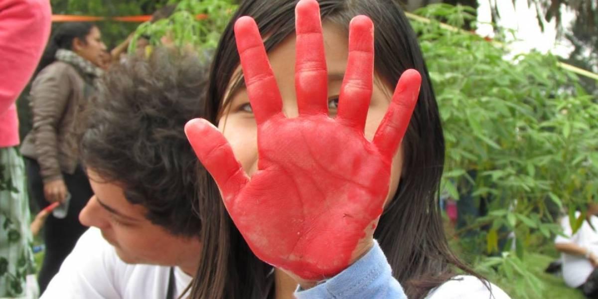 Día de las Manos Rojas: Conflicto armado en Colombia afectó en 213 ocasiones a niños en el 2018