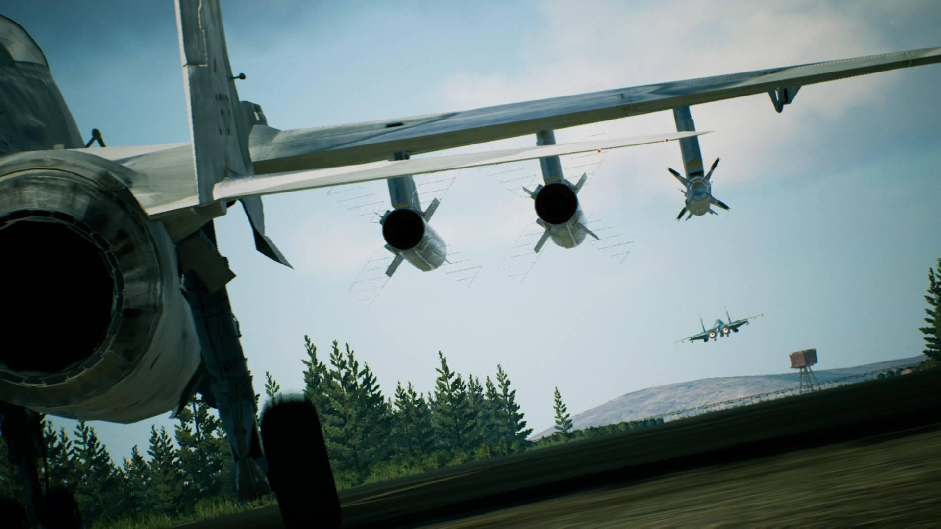 Volando alto: Review de Ace Combat 7: Skies Unknown [FW Labs]