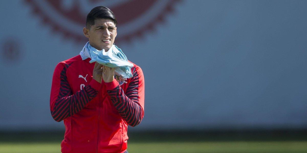 'Si Pulido cabeceara un poco mejor, estaría en Manchester City': Cardozo