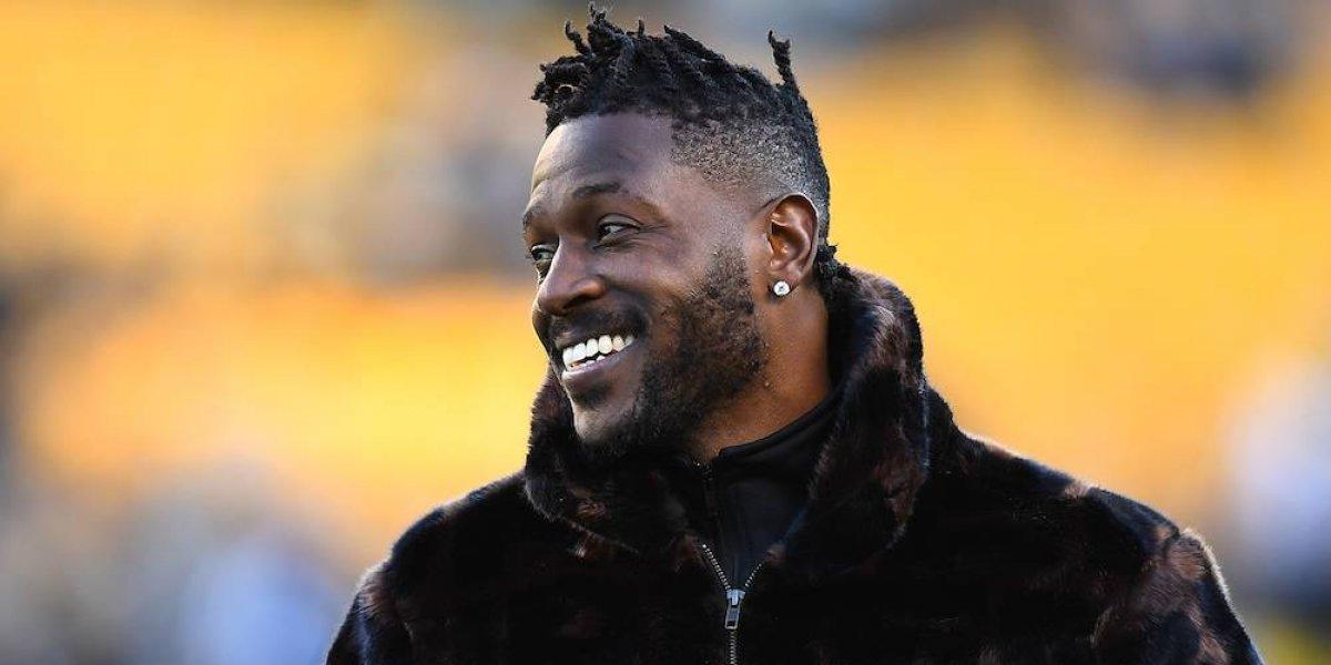 Antonio Brown se despide en redes sociales de Steelers