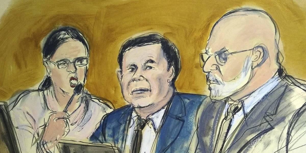 El Chapo solicita más horas fuera de su celda y tapones para dormir
