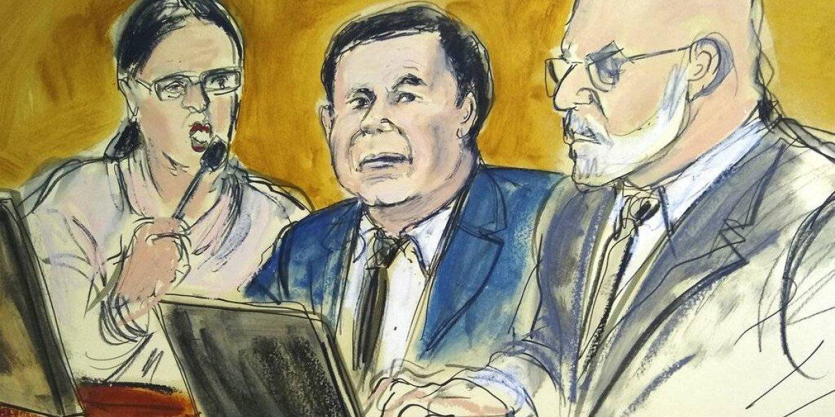 """Jurado declara culpable a """"El Chapo"""""""