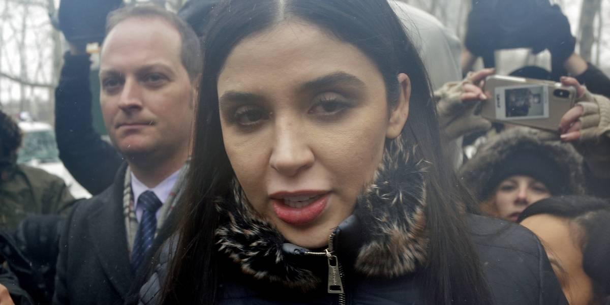 Esposa de El Chapo Guzmán fue arrestada en Estados Unidos