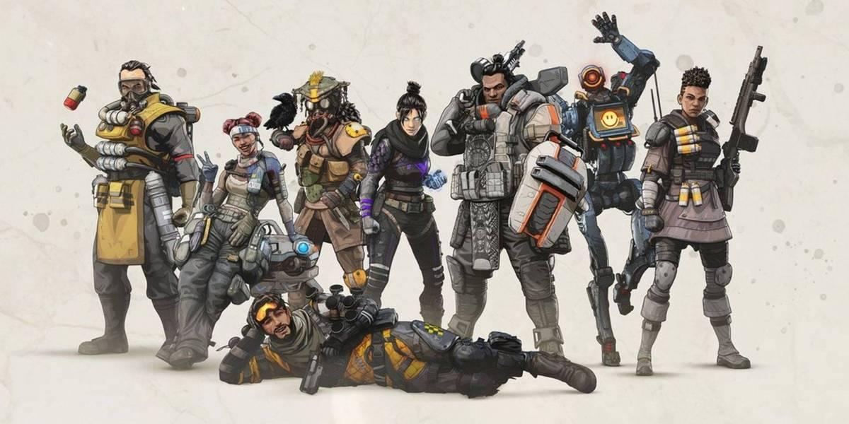 Concorrente do Fortnite, Apex Legends ultrapassa 25 milhões de jogadores em apenas uma semana