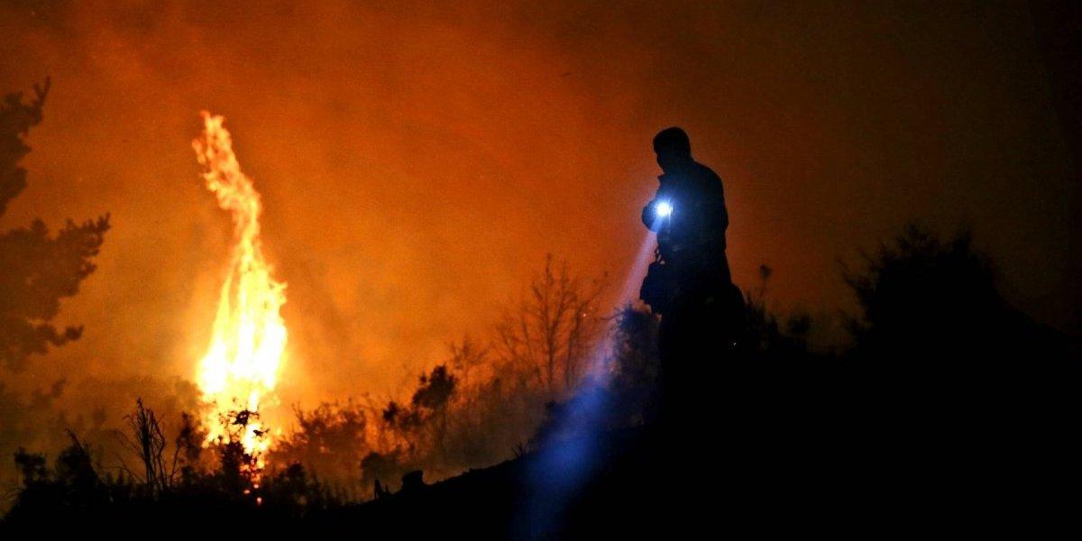 Ubilla se queda sin respaldo: ministro Walker desestima la tesis de incendios vinculados a la causa mapuche
