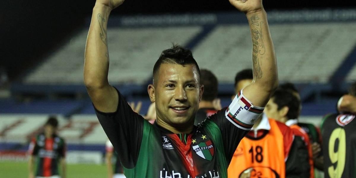 Palestino da la pauta a los equipos chilenos: ya es experto en ganar eliminatorias internacionales como visita