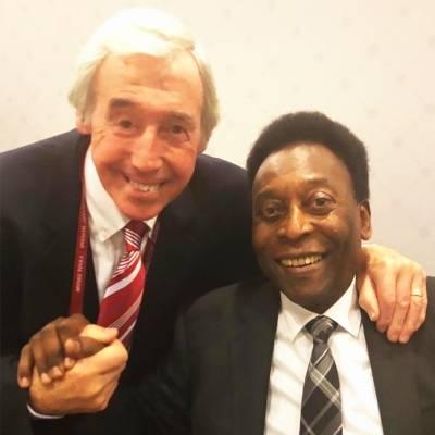 Gordon Banks - Pelé
