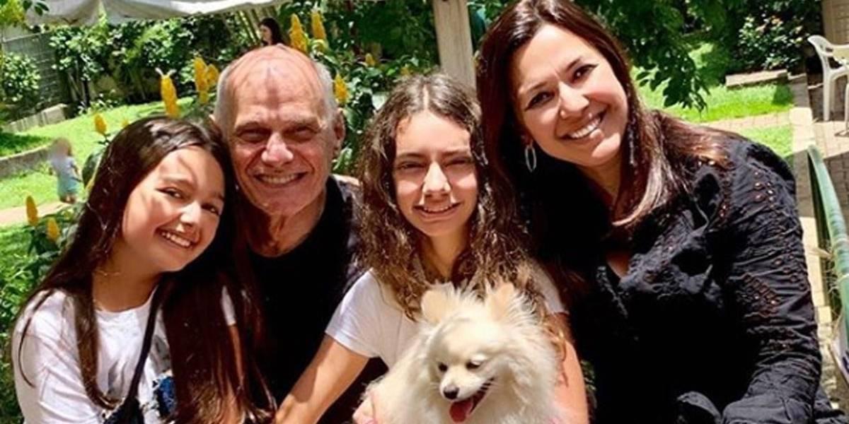 Mulher de Boechat conta últimos momentos com o marido: 'Passou fim de semana com os 6 filhos, o que era raro'
