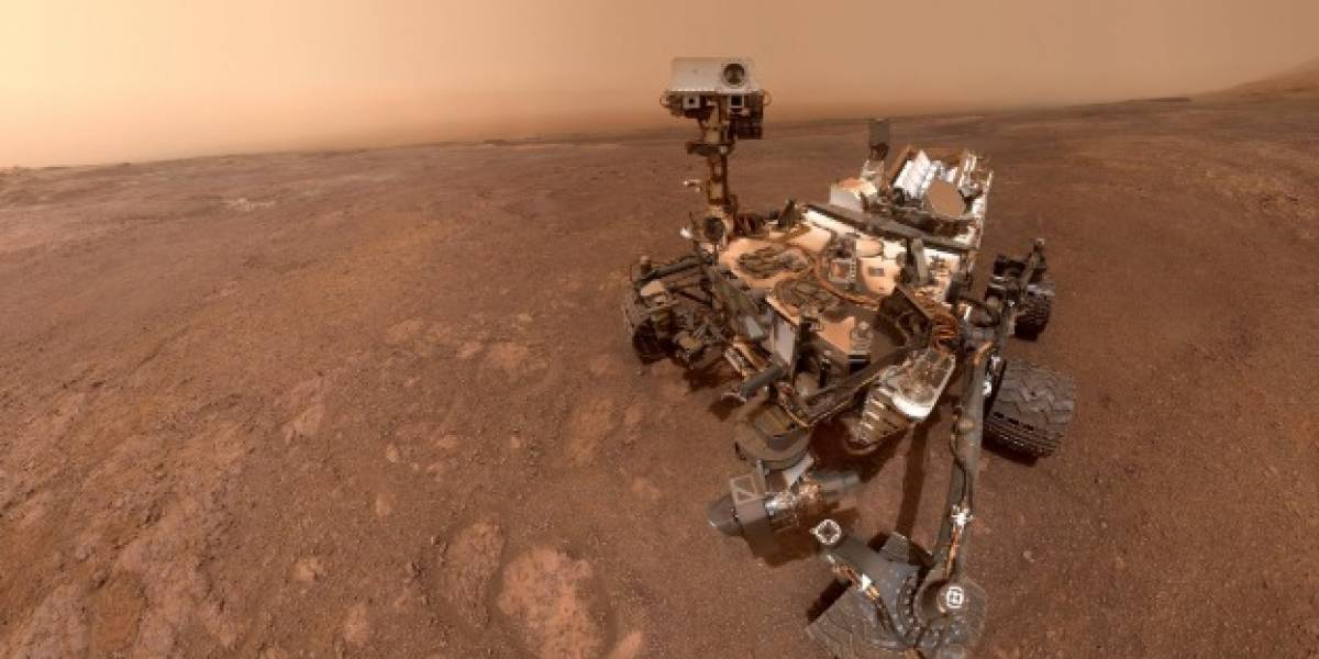 NASA mostra novas imagens incríveis em 360°de Marte