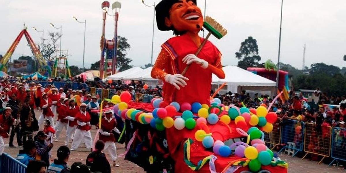 Carnaval de Amaguaña 2019 alista su agenda de eventos