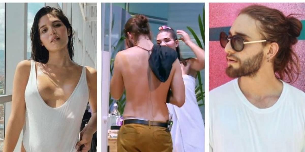 ¿Mara y Nicolás de 'La agencia' pasaron de los besos a algo íntimo?