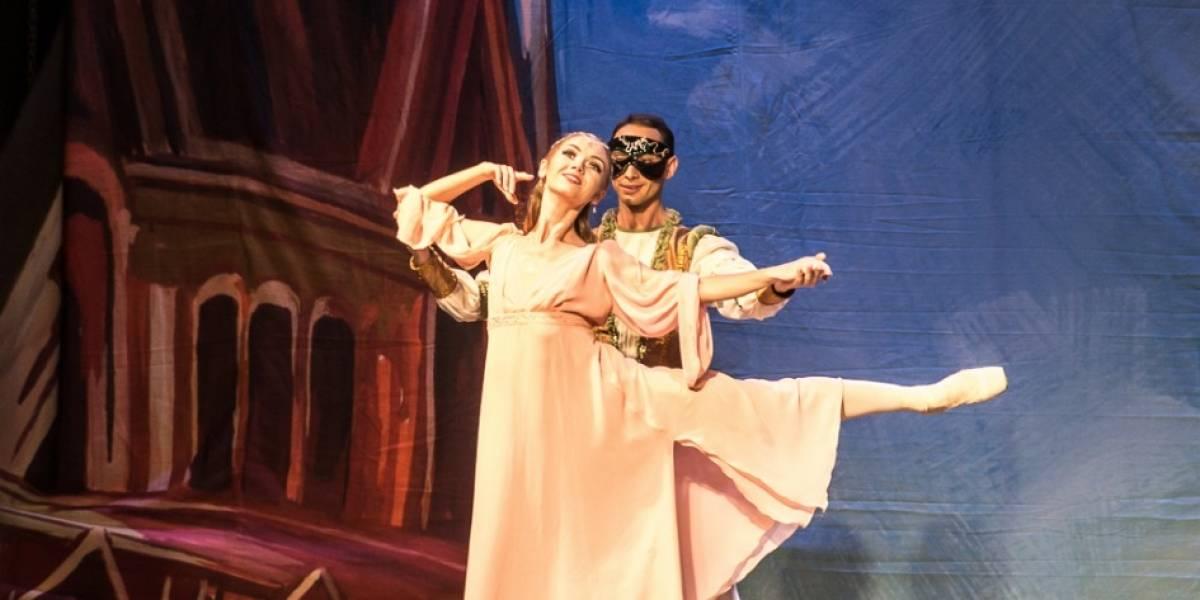 El Ballet Nacional de Rusia llega al teatro Jorge Eliécer Gaitán