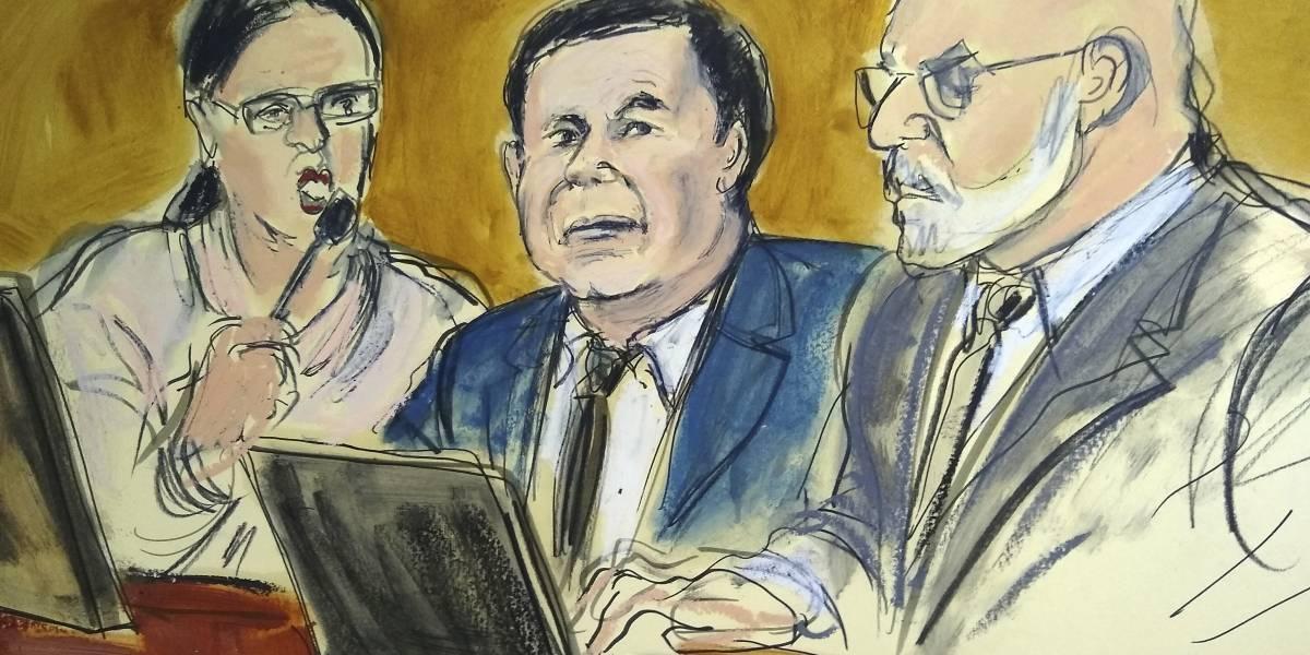 """Lágrimas de """"El Chapo"""": Las fotos inéditas de Guzmán"""
