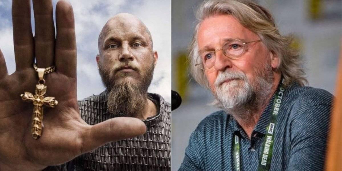 Vikings: Criador revela qual foi a parte mais difícil de filmar em toda a série