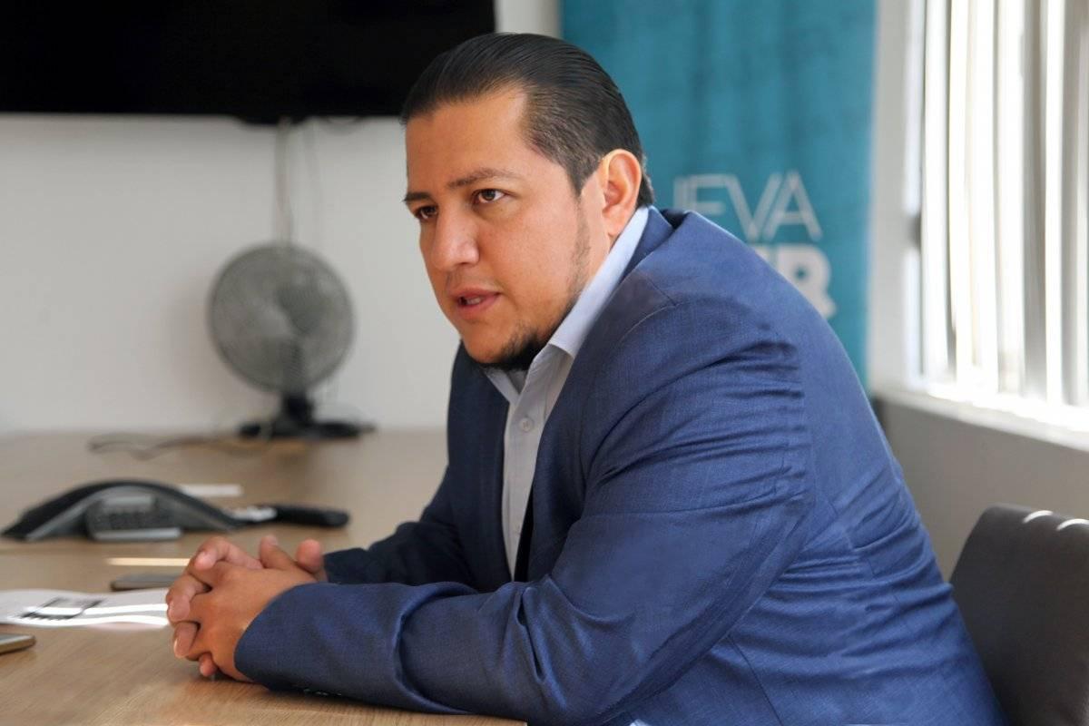 Edwin Palma, director ejecutivo de Ineval, explica cambios en Ser Bachiller