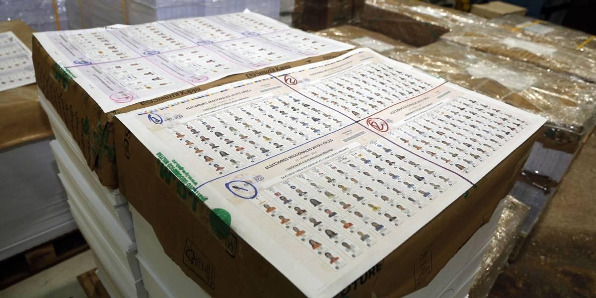Elecciones 2019: CNE revela la hora de entrega de los primeros resultados