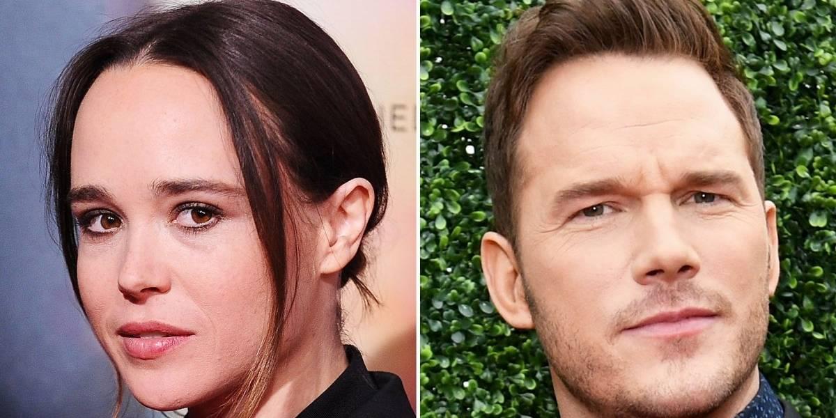 Chris Pratt se defende de acusação de homofobia por Ellen Page