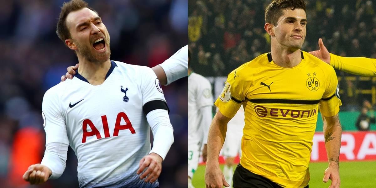 ¡Alerta amarilla! Un Borussia Dortmund con varias bajas visita al Tottenham