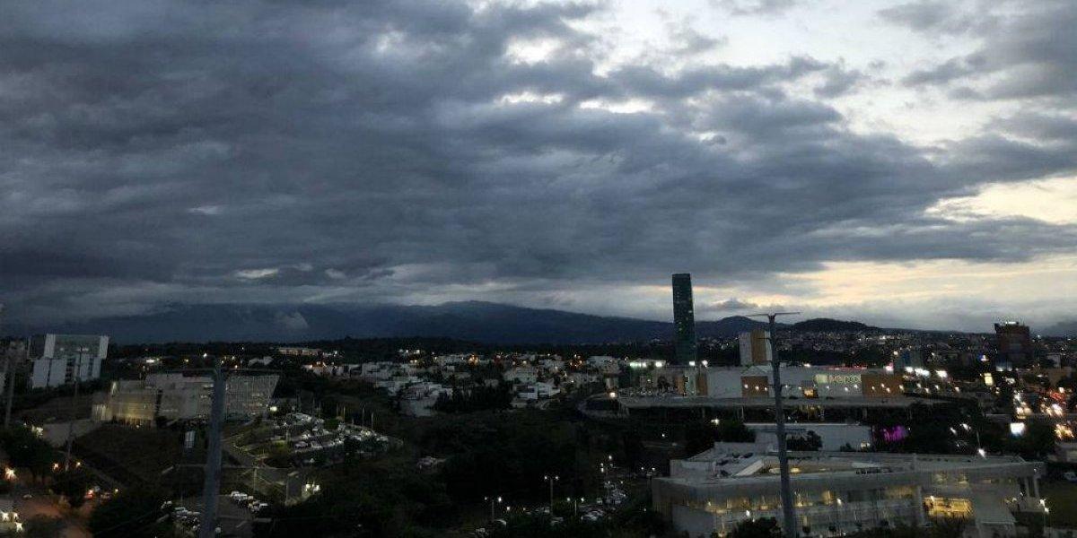 Frente Frío 36 causa estragos en Veracruz
