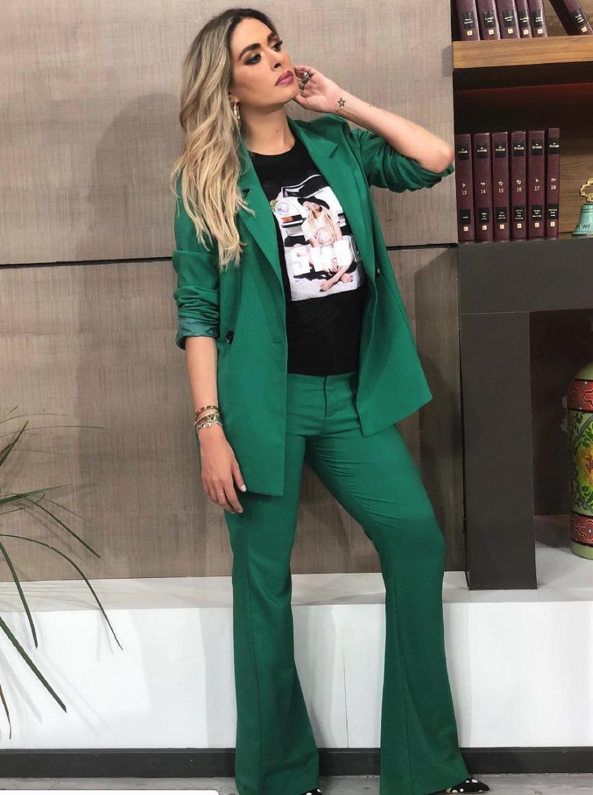 Galilea Montijo abrió su corazón en pleno programa Instagram: @galileamontijo