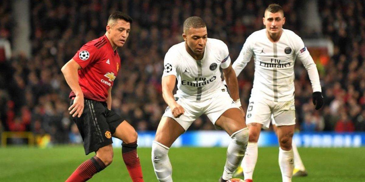 """""""Entró y el United pasó a jugar con 10 jugadores"""": Los medios ingleses destrozaron a Alexis Sánchez"""