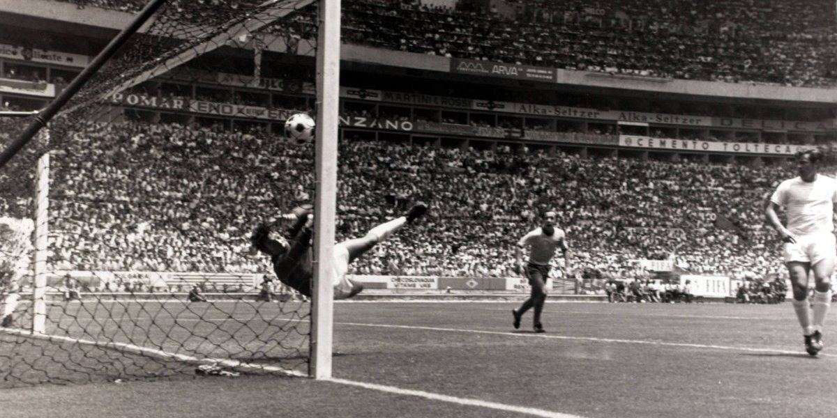Falleció Gordon Banks, legendario portero inglés