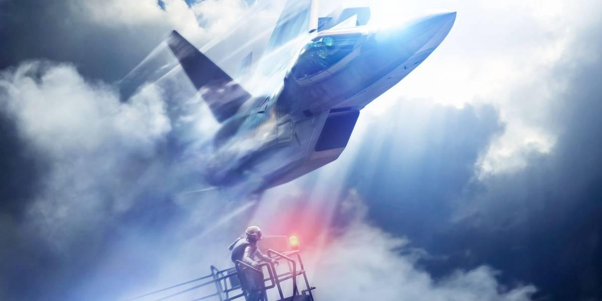 """""""Ace Combat 7: Skies Unknown"""": volar con consolas cada vez es más real"""
